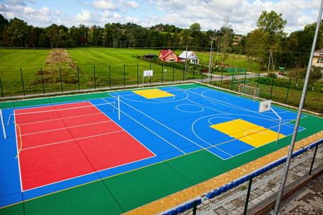Bergo Sportanlagen - Kleinspielfelder - Sportplätze und Bolzplätze