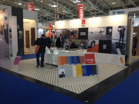 Messe- und Eventboden Typ TOP TILE CUBE