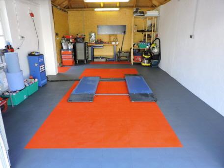 Fußboden Creemers Gummersbach ~ Fußboden fliesen garage garage mit befahrbaren kunststoffboden